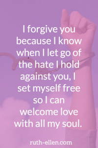 forgiveness quote