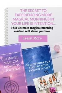 Ultimate magical morning routine