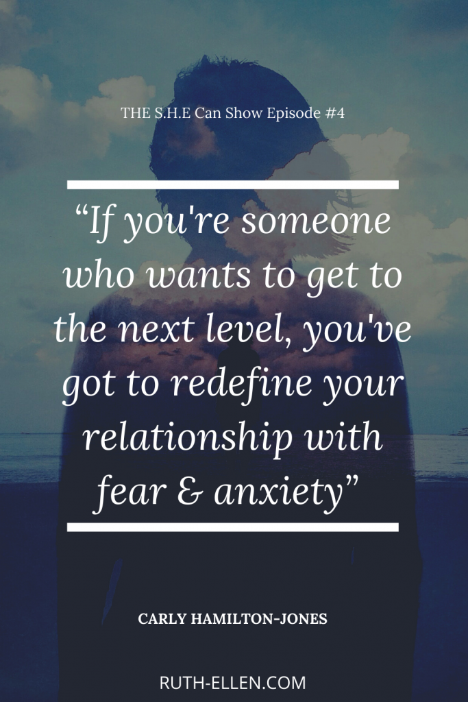 Fear & Anxiety Quote